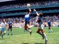 Как это было: Рука Бога заносит мяч в ворота сборной Англии