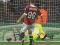 ЛЧ: Милан спокойно переигрывает Викторию