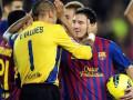 Вратарь Барселоны: Для меня Месси и есть Бог