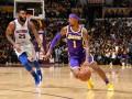 НБА: Лейкерс в упорной борьбе обыграл Детройт, Филадельфия крупно уступила Вашингтону