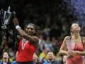 Без шансов для Шараповой. Уильямс выиграла итоговый турнир WTA