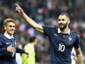 Отстраненный Бензема поздравил сборную Франции с выходом в финал