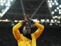 Самый быстрый человек в мире не сыграет за Манчестер Юнайтед