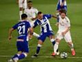 Реал - Алавес 2:0 видео голов и обзор матча чемпионата Испании
