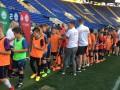 В Харькове прошел отбор детей в академию Шахтера