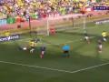 Шотландские фанаты бросили банан форварду сборной Бразилии