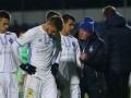 Динамо в чемпионате Украины не выигрывает пять матчей подряд