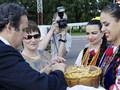 Тимошенко пообещала Платини, что с Евро-2012 все будет хорошо