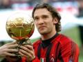Украинские футболисты 13 лет не представлены в номинантах на Золотой мяч
