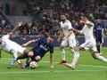 Реал вырвал три очка у Интера в концовке