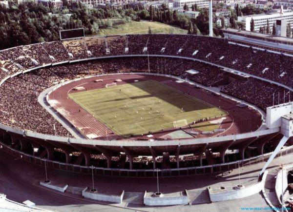 Главный стадион страны соскучился по большому футболу