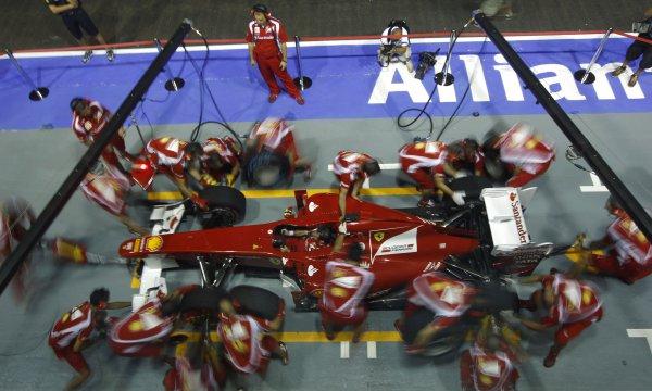 Команда Ferrari решила уже заняться разработкой болида на следующий сезон