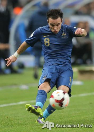 Вальбуэна: Матчи против Украины будут едва не самыми важными в моей карьере
