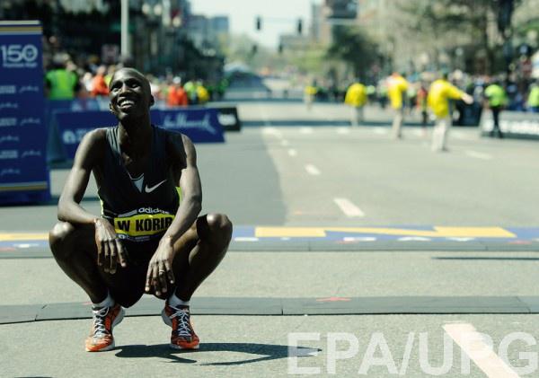 Корир рассказал об отношении к кенийским спортсменам