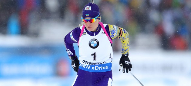 Определился состав женской сборной Украины на индивидуальную гонку в Эстерсунде