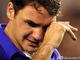 Федерер не скрывает слез