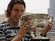 Победитель Australian Open Рафаэль Надаль с Кубком