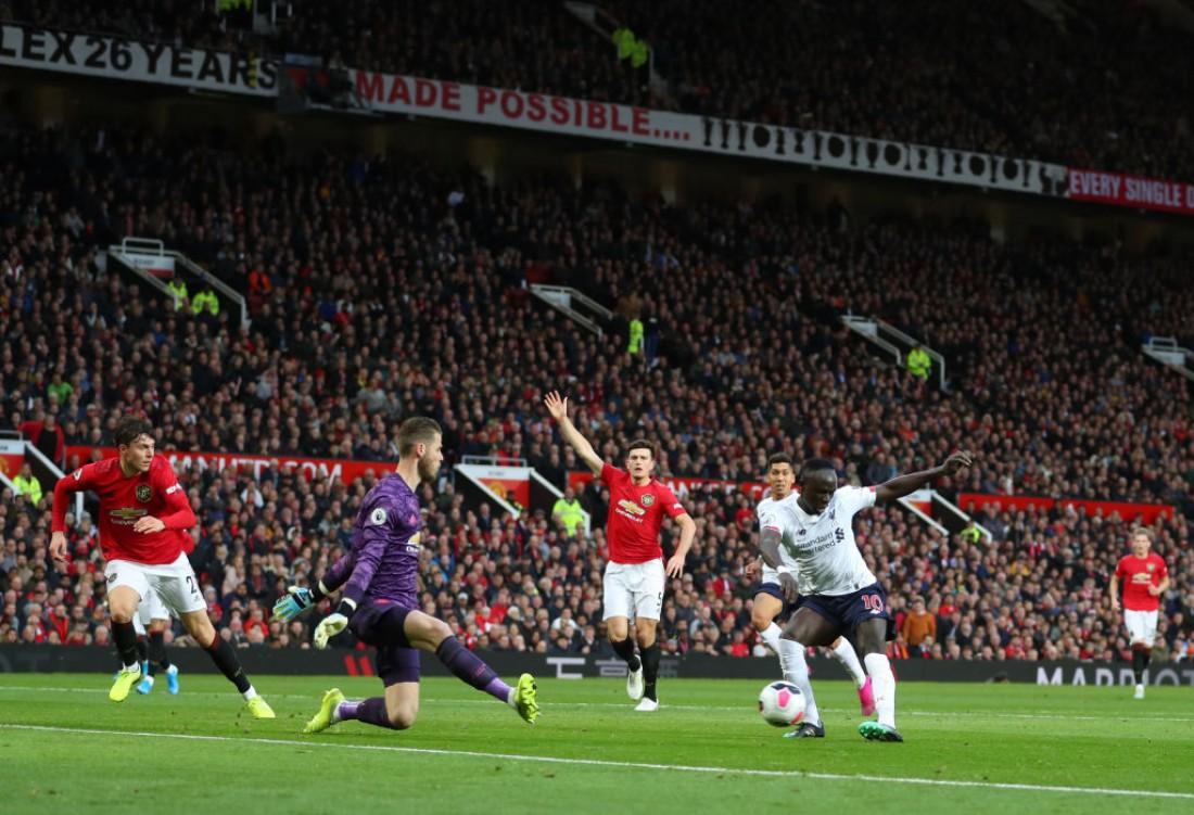 Ливерпуль сумел вырвать ничью в матче против МЮ
