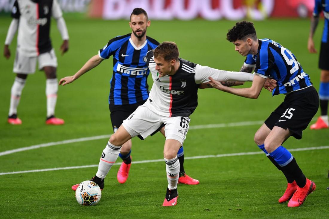 Ювентус - Интер: видео голов и обзор матча