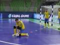 Сборная Украины по футзалу начала подготовку к матчу с Испанией