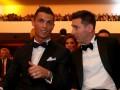 Месси и Роналду не голосовали друг за друга в голосовании за Золотой мяч