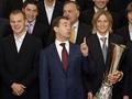 Зенит в гостях у Медведева