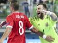 Россия - Казахстан 1:0 видео гола и обзор матча Евро-2018 по футзалу