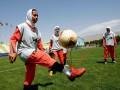 Четыре футболистки сборной Ирана оказались мужчинами