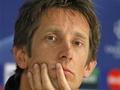 Ван дер Сар считает, что победить в финале поможет опыт