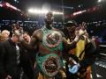 Уайлдер: Моя цель – объединить чемпионские пояса в супертяжелом весе