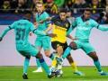 Боруссия Д и Барселона расписали мировую в матче Лиги чемпионов