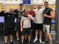 Тренер Поветкина доволен формой, которую набрал боксер перед боем с Прайсом