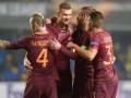 Вильярреал - Рома 0:4 Видео голов и обзор матча Лиги Европы