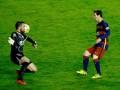 Хет-трик Месси помог Барселоне обыграть Райо Вальекано
