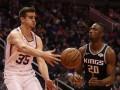НБА: Сакраменто разгромил Финикс, Сан-Антонио сокрушительно проиграл Юте