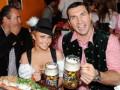 Кличко отложил свадьбу с Панеттьери из-за ситуации в Украине