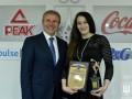 Боруца стала первой украинской боксершей, получившей награду лучшего спортсмена месяца