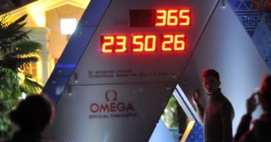 Россия установила часы, которые считают время до начала Олимпиады