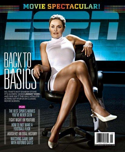 Копия / Фото журнала ESPN