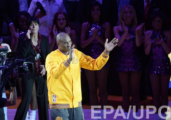 Легенда баскетбола Коби Брайант провел последний матч в своей карьере