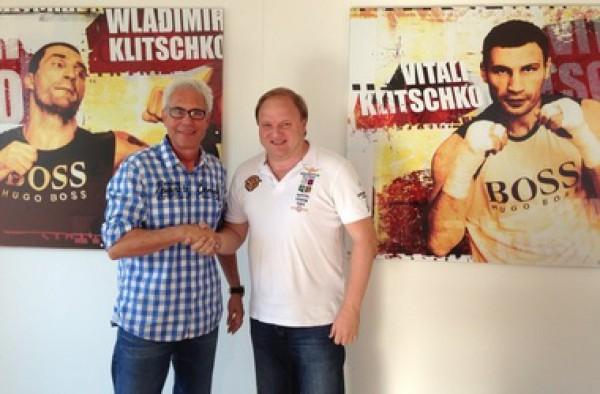 Хрюнов хочет заняться организацией боя Кличко - Леапаи