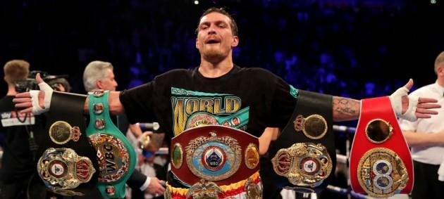 WBA обязала Усика провести обязательную защиту титула в бою против Лебедева
