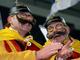 Фаны сборной Германии