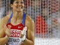 Россиянка метнула молот с олимпийским рекордом