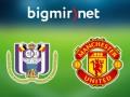 Андерлехт - Манчестер Юнайтед 1:1 Онлайн трансляция матча Лиги Европы