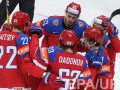 Россия - Дания 10:1 Видео шайб и обзор матча чемпионата мира