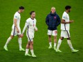Сборная Англии вошла в историю чемпионатов Европы