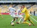 Динамо — Ингулец 5:0 видео голов и обзор матча чемпионата Украины