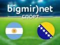 Аргентина – Босния и Герцеговина - 2:1 Видео голов матча