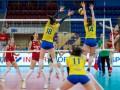 Женская сборная Украины проиграла Болгарии матч волейбольной Золотой Евролиги